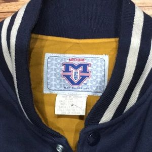 Olympia Brewery Jackets & Coats - Vintage Olympia Beer Varsity Jacket Medium